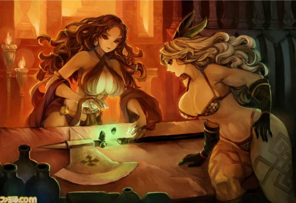 Dragon's Crown repairs 02
