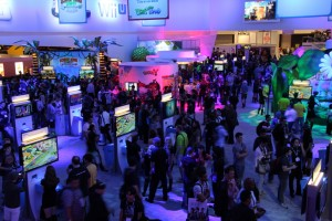 E3 2013 Nintendo Booth 2