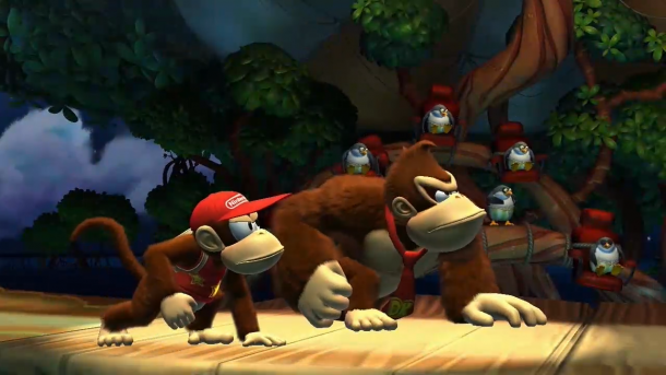 E3 2013 Nintendo Direct Donkey Kong Country - Tropical Freeze 2013-06-11 07_27_45