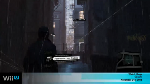 E3 2013 Nintendo Direct WATCH_DOGS 004