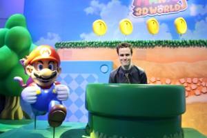 Nintendo Jonathan Mario Pipe