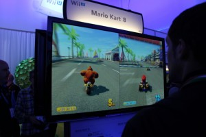 Nintendo Mario Kart 8 Gameplay 2