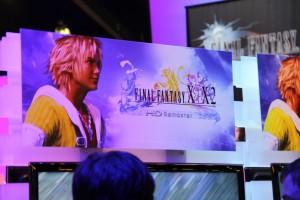 E3 2013 Square Enix Final Fantsy X HD