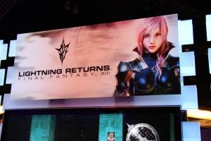 Square Enix Lightning Returns