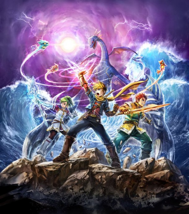 Jonathan's Games of 2014: Golden Sun 4 | oprainfall