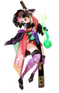 Muramasa Rebirth | Momohime