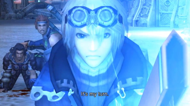 Xenoblade Novelisation 008 - Shulk's Turn