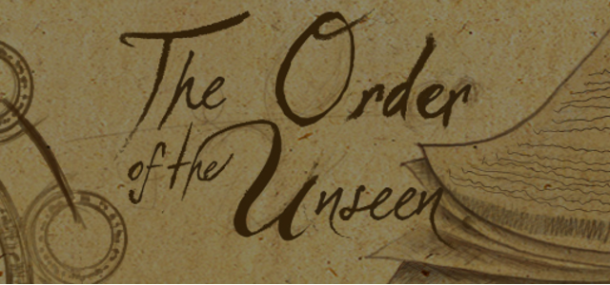Precursor Games Community Involvement: The Order of the Unseen