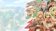 A new Rune Factory 4 trailer shows off some cutscenes, gameplay, and introduces us to the game's two playable characters.