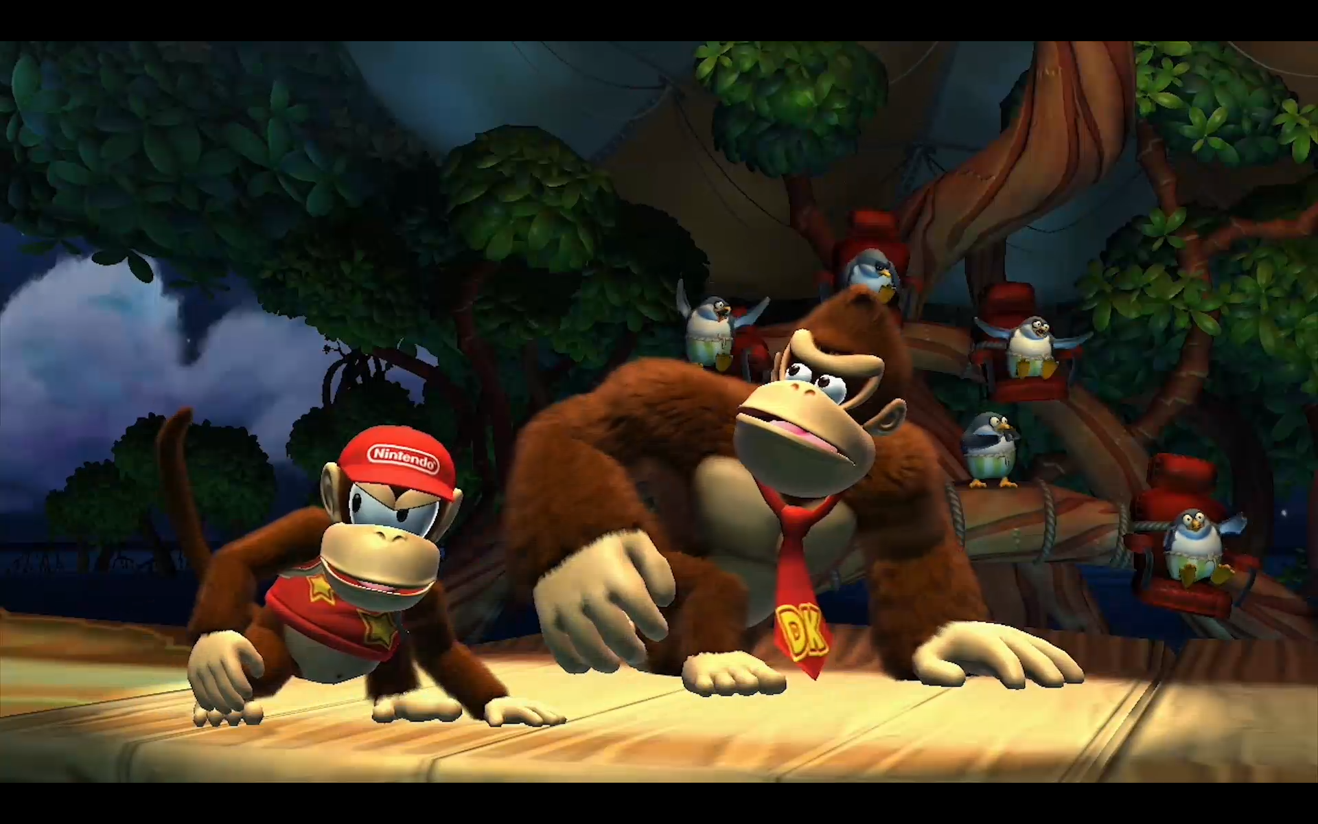 Donkey kong country tropical freeze ba boom - photo#21