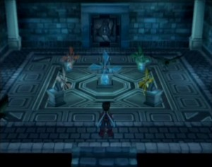 Tales of Symphonia | Sorcerer's Ring puzzle