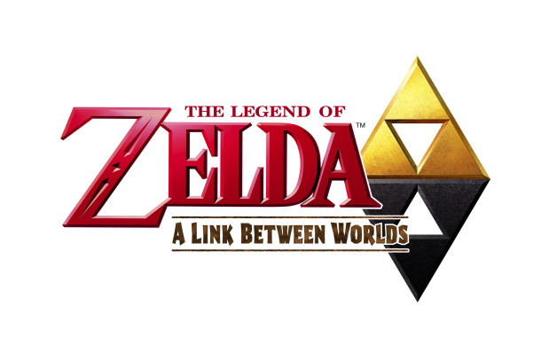 The Legend of Zelda: A Link Between Worlds Logo