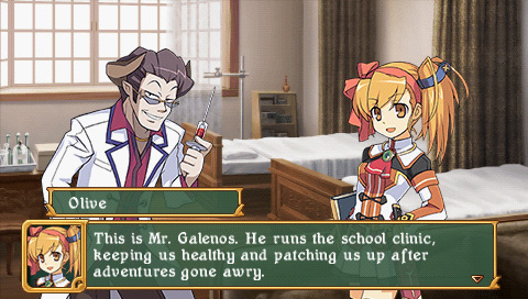 Class of Heroes 2   Galenos