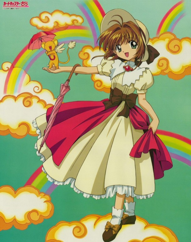 Cardcaptor Sakura   Sakura