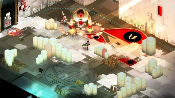transistor gameplay