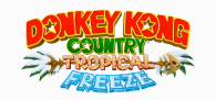 Donkey Kong Country Returns: Tropical Freeze Logo