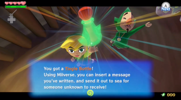 Wind Waker HD Screen 001