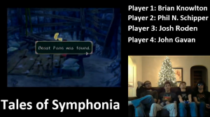 Tales of Symphonia Stream: Ossa Mine