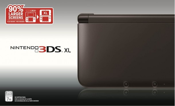 Nintendo 3DS XL Black - Media Create | oprainfall