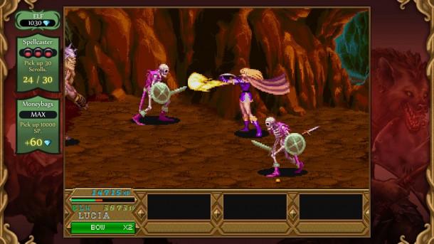 Chronicles of Mystara | Elf Fireball
