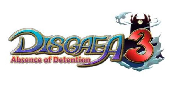 Disgaea 3 logo