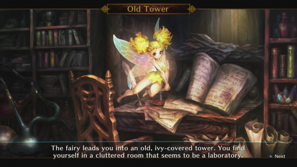 Dragon's Crown | Tower