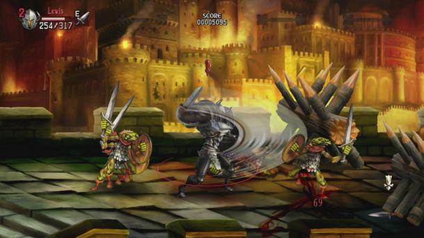 Dragon's Crown   Castle