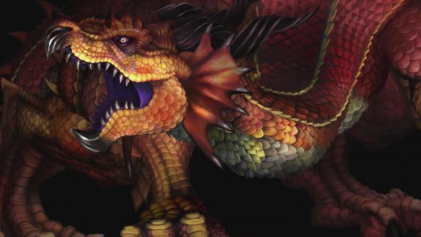 Dragon's Crown   Dragon