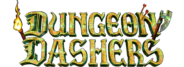 Dungeon Dashers - Logo