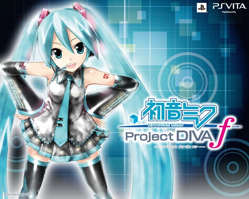 Rumor project diva f coming to vita in north america - Hatsune miku project diva ...