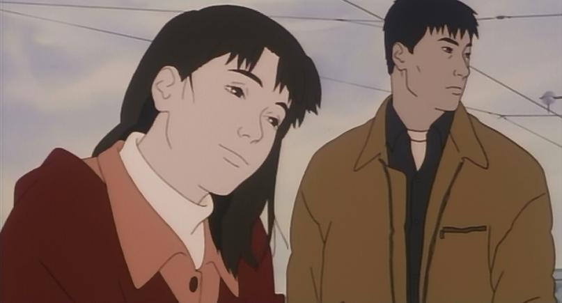Jin Roh Anime