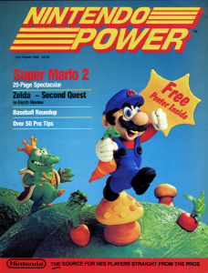 Nintendo Power - oprainfall