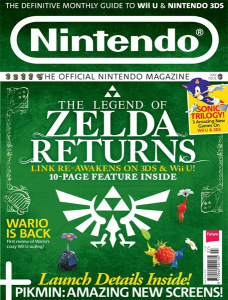 Nintendo Magazine - oprainfall