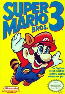 Super Mario Bros. 3 box art