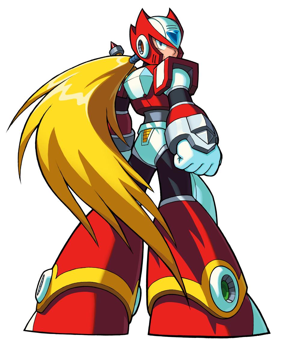 Zero Megaman X4 Building Character: Ze...