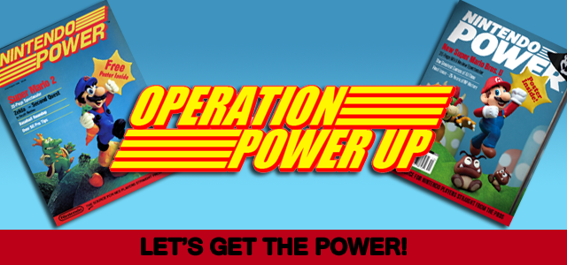 Operation Power Up - oprainfall
