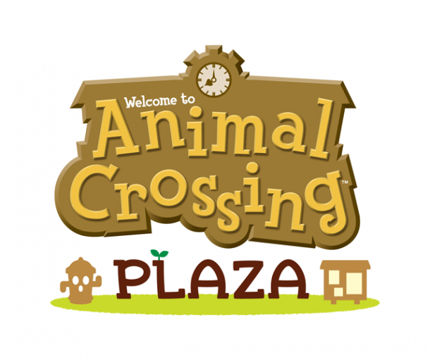 Animal Crossing Plaza: Logo