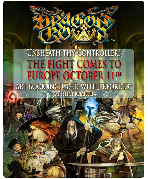 Dragon's Crown European Release Date - oprainfall