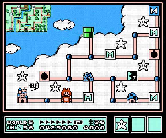 Nintendo Direct: SMB3 3DS Wii U 002