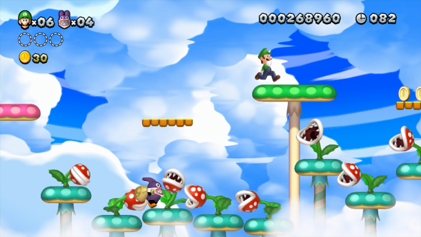 New Super Luigi U: Screen 002