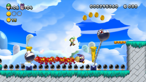 New Super Luigi U: Screen 009