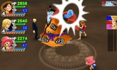 One Piece Romance Dawn boss 2
