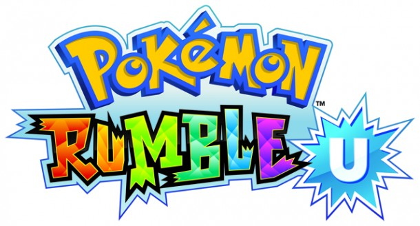 Nintendo Direct: Pokemon Rumble U Logo