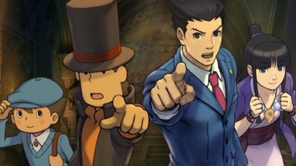 Nintendo Direct: Professor Layton vs. Ace Attorney