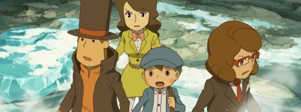 Nintendo Direct: Professor Layton and the Azran Legacy