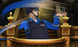 Phoenix Wright: Ace Attorney - Dual Destinies | Ted Tonate