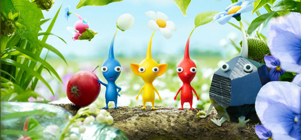 Pikmin 3 | Nintendo Direct