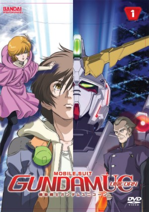 Publisher Nozomi Entertainment - Mobile Suit Gundam Unicorn