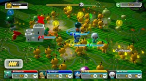 Pokemon Rumble U: Screen 001