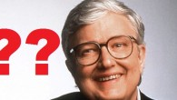 Ebert may have hated video games, but his talents and notoriety as a film reviewer are without question.